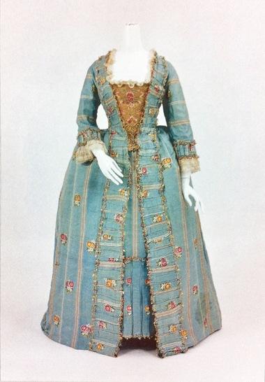 世界の藍:18世紀フランス(もしくはイギリス)