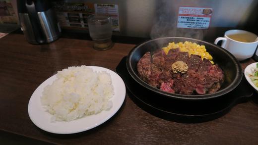 高松市 いきなりステーキ