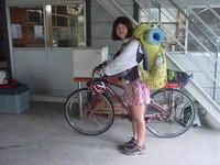 自転車の 四国 お遍路さん 自転車 : スローライフなお宿(前根宿 ...