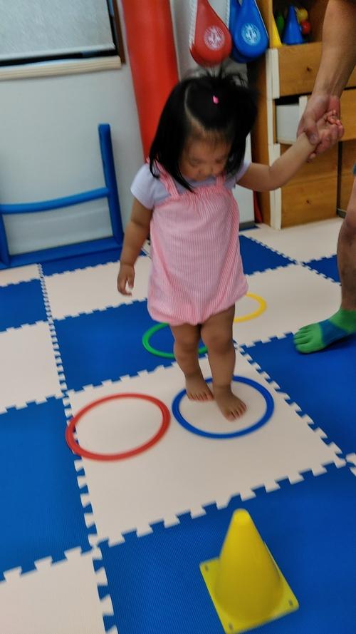 幼児とママの体操教室