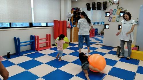 ママとキッズの体操教室