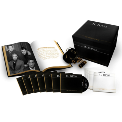 Special deluxe edition - Il divo at the coliseum ...