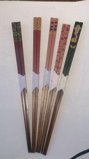 讃岐漆芸美術館 お箸の絵付け 1