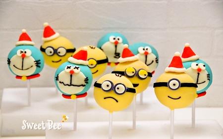 Sweet Bee 香川県 高松市≪アイシングクッキー、ケーキポップス