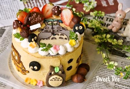 トトロ ケーキ