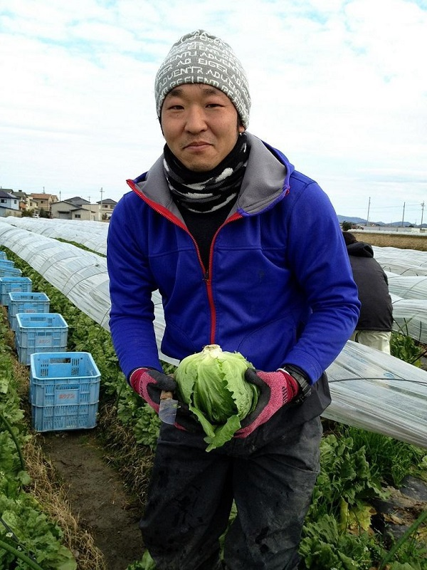 観音寺のGrowble農人さんへ行ってきました!